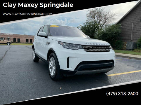 2019 Land Rover Discovery for sale at Clay Maxey Springdale in Springdale AR