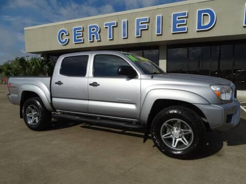2014 Toyota Tacoma for sale at Mac Haik Ford Pasadena in Pasadena TX