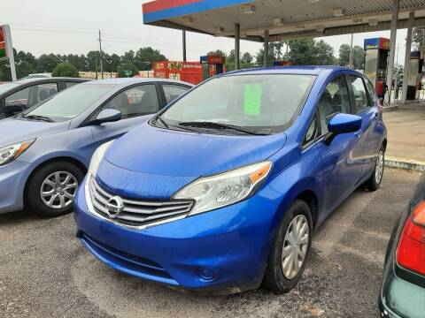 2015 Nissan Versa Note for sale at All Star Auto Sales of Raleigh Inc. in Raleigh NC