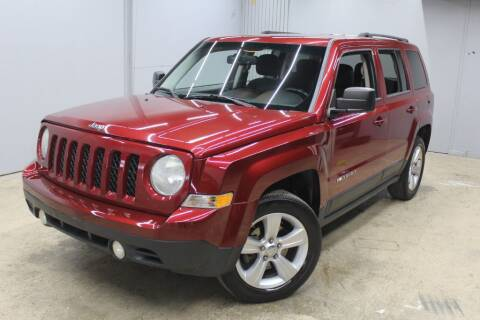 2012 Jeep Patriot for sale at Flash Auto Sales in Garland TX