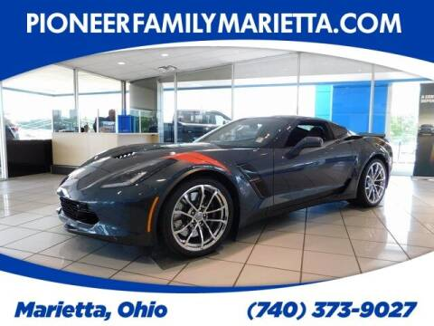 2019 Chevrolet Corvette for sale at Pioneer Family preowned autos in Williamstown WV