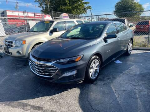 2020 Chevrolet Malibu for sale at Dream Cars 4 U in Hollywood FL