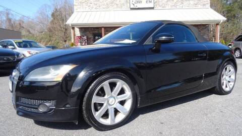 2008 Audi TT for sale at Driven Pre-Owned in Lenoir NC