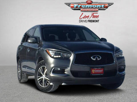 2018 Infiniti QX60 for sale at Rocky Mountain Commercial Trucks in Casper WY