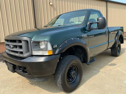 2002 Ford F-250 Super Duty for sale at Prime Auto Sales in Uniontown OH