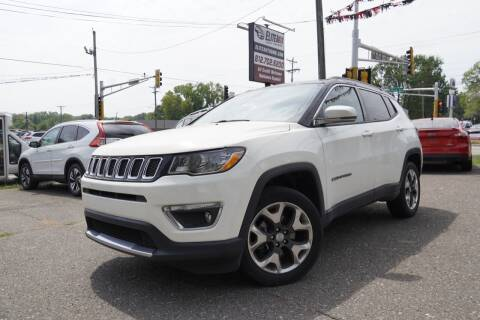 2018 Jeep Compass for sale at ELITE AUTO in Saint Paul MN