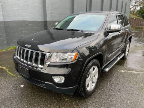 2012 Jeep Grand Cherokee for sale at APX Auto Brokers in Lynnwood WA