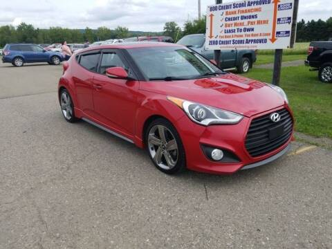 2015 Hyundai Veloster for sale at Sensible Sales & Leasing in Fredonia NY