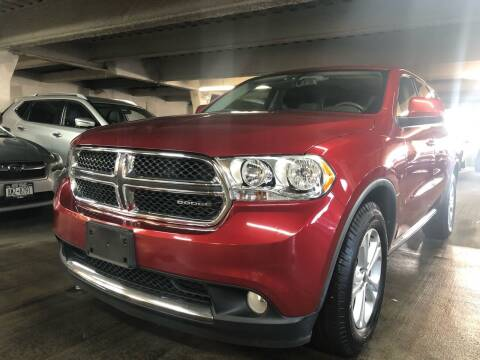 2011 Dodge Durango for sale at Concept Auto Group in Yonkers NY