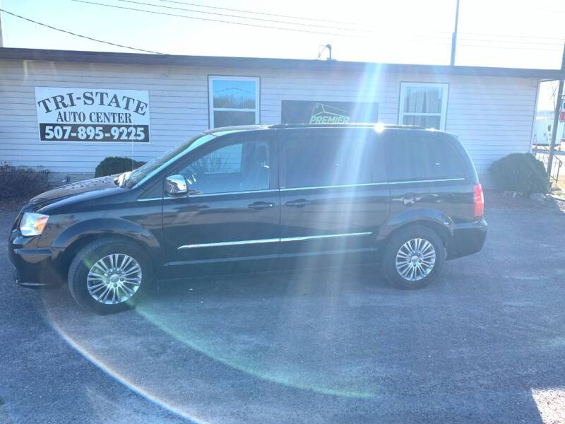 2014 Chrysler Town and Country for sale at Tri State Auto Center in La Crescent MN