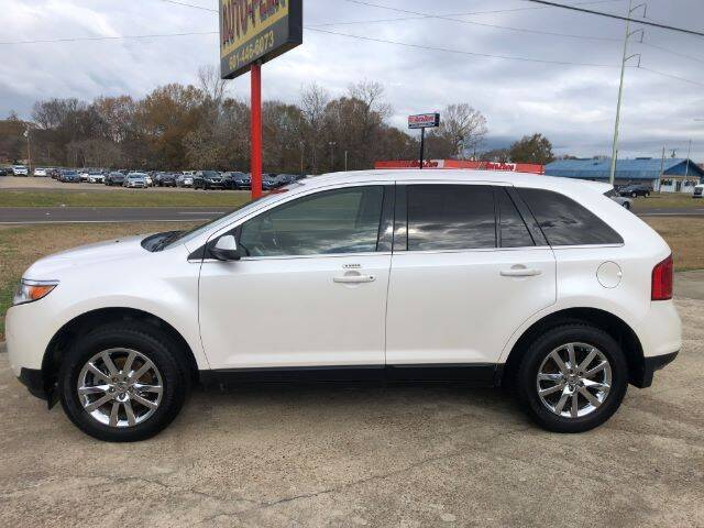2012 Ford Edge for sale at River City Autoplex in Natchez MS