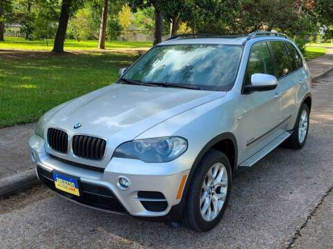 2011 BMW X5 for sale at Amazon Autos in Houston TX
