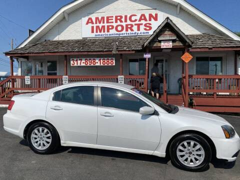 2011 Mitsubishi Galant for sale at American Imports INC in Indianapolis IN