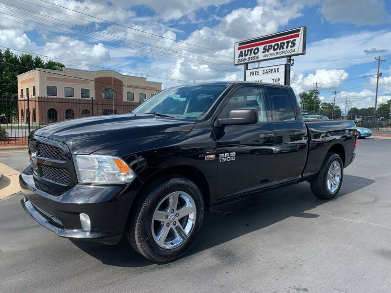 2014 RAM Ram Pickup 1500 for sale at Auto Sports in Hickory NC