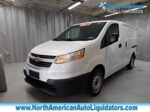 2015 Chevrolet City Express Cargo for sale at North American Auto Liquidators in Essington PA