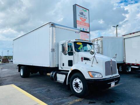 2012 Kenworth T270 for sale at Orange Truck Sales in Orlando FL