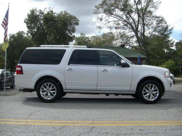 2016 Ford Expedition EL 4x2 Limited 4dr SUV - Simpsonville SC
