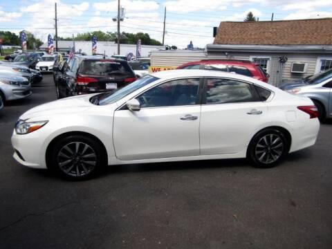 2017 Nissan Altima for sale at American Auto Group Now in Maple Shade NJ