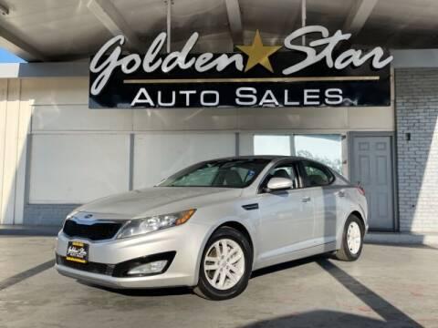 2012 Kia Optima for sale at Golden Star Auto Sales in Sacramento CA