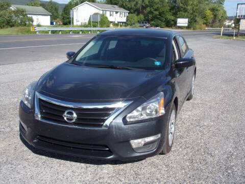 2015 Nissan Altima for sale at Star Auto Sales in Fayetteville PA