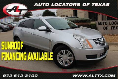 2016 Cadillac SRX for sale at AUTO LOCATORS OF TEXAS in Plano TX