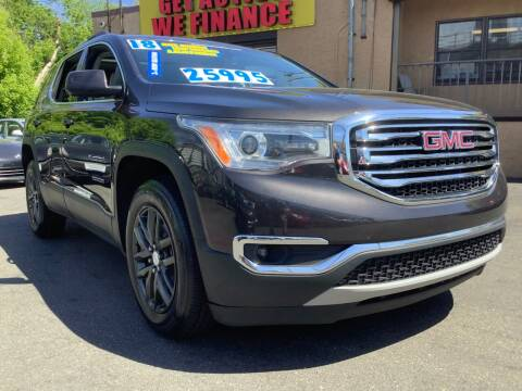 2018 GMC Acadia for sale at Active Auto Sales Inc in Philadelphia PA