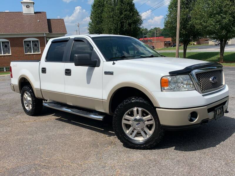 2008 Ford F-150 for sale at Mike's Wholesale Cars in Newton NC