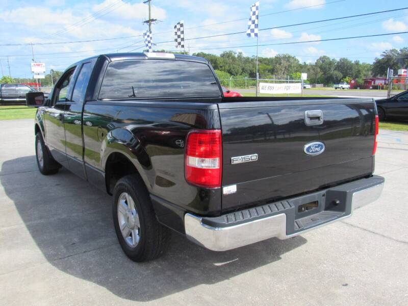 2004 Ford F-150 4dr SuperCab XL Rwd Styleside 6.5 ft. SB - Lakeland FL