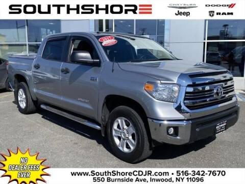2017 Toyota Tundra for sale at South Shore Chrysler Dodge Jeep Ram in Inwood NY