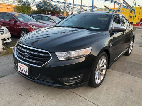 2014 Ford Taurus for sale at Plaza Auto Sales in Los Angeles CA