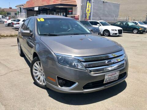 2010 Ford Fusion Hybrid for sale at TMT Motors in San Diego CA