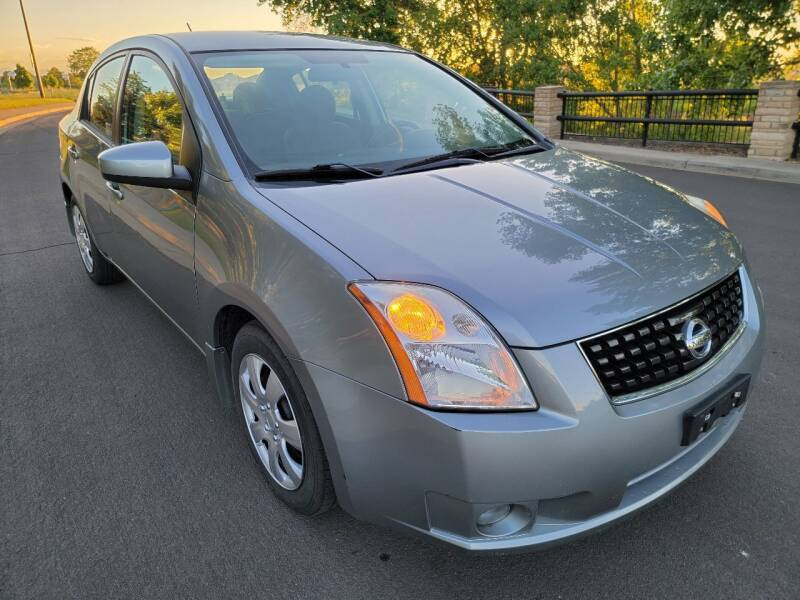 2009 Nissan Sentra for sale at Red Rock's Autos in Denver CO