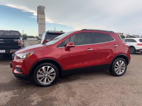 2019 Buick Encore for sale at Primetime Auto in Corpus Christi TX