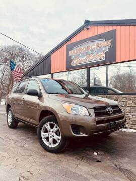 2012 Toyota RAV4 for sale at Harborcreek Auto Gallery in Harborcreek PA