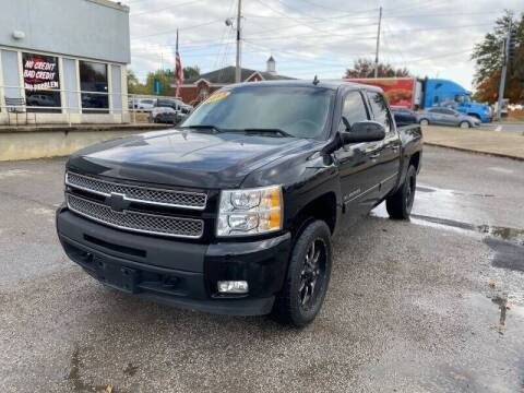 2013 Chevrolet Silverado 1500 for sale at Bagwell Motors in Lowell AR