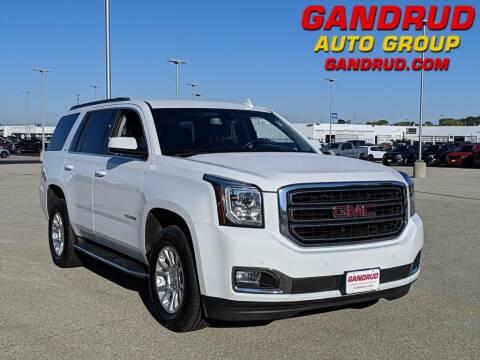 2017 GMC Yukon for sale at Gandrud Dodge in Green Bay WI