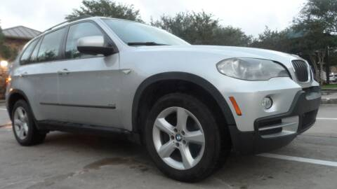 2008 BMW X5 for sale at Exhibit Sport Motors in Houston TX