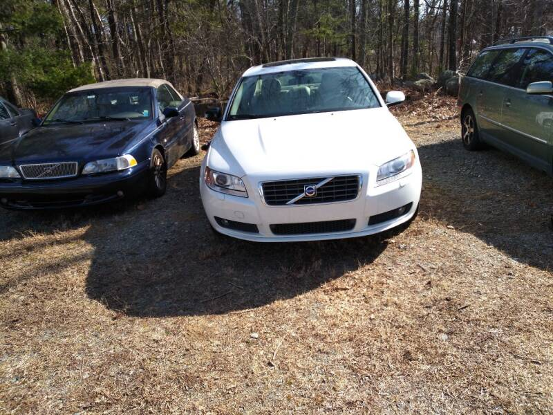 2007 Volvo S80 for sale at Maple Street Auto Sales in Bellingham MA