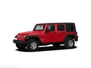 2010 Jeep Wrangler Unlimited for sale at SULLIVAN MOTOR COMPANY INC. in Mesa AZ