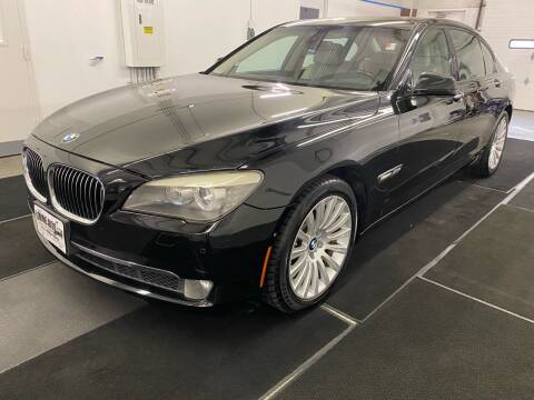 2010 BMW 7 Series for sale at TOWNE AUTO BROKERS in Virginia Beach VA