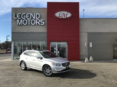 2015 Volvo XC60 for sale at Legend Motors of Waterford - Legend Motors of Ferndale in Ferndale MI