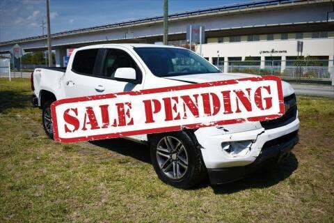 2019 Chevrolet Colorado for sale at STS Automotive - Miami, FL in Miami FL