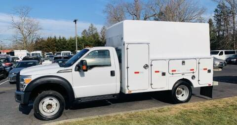 2015 Ford F-550 Super Duty for sale at iCar Auto Sales in Howell NJ
