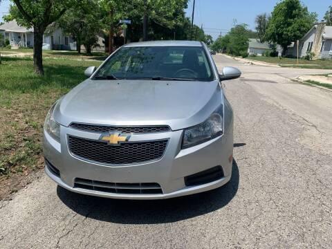 2013 Chevrolet Cruze for sale at Progressive Auto Plex in San Antonio TX