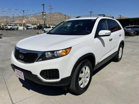 2011 Kia Sorento for sale at Los Compadres Auto Sales in Riverside CA