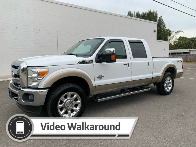 2011 Ford F-250 Super Duty for sale at GREENWISE MOTORS in Melbourne FL