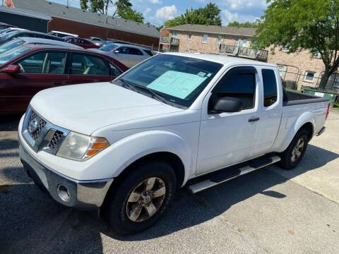 2011 Nissan Frontier for sale at 4th Street Auto in Louisville KY