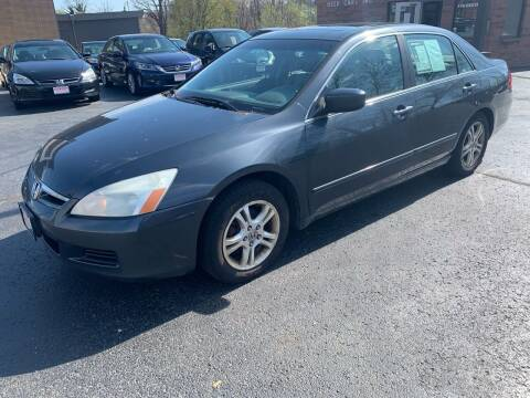 2007 Honda Accord for sale at Superior Used Cars Inc in Cuyahoga Falls OH