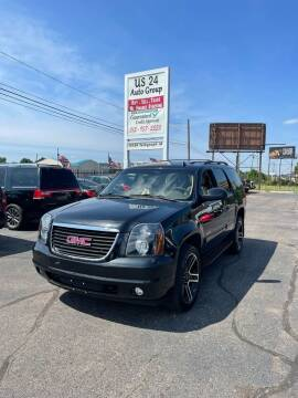 2012 GMC Yukon for sale at US 24 Auto Group in Redford MI