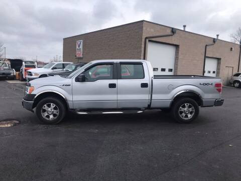 2009 Ford F-150 for sale at Crown Motor Inc in Grand Forks ND
